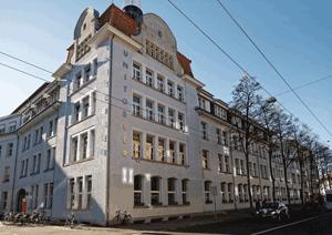 Das Universitätsgebäude «Unitobler» in Bern beheimatet unter anderem die Theologische Fakultät. (Foto: Peter Feenstra)