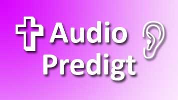 Audiopredigt von DeniseWyss vom 24.Mai2020