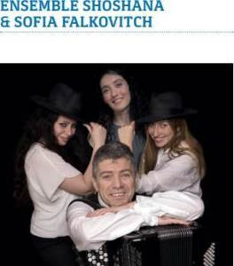 Ensemble Shoshana & Sofia Falkovitch
