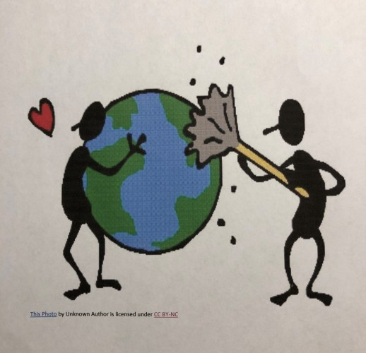 Care for Creation Clip Art