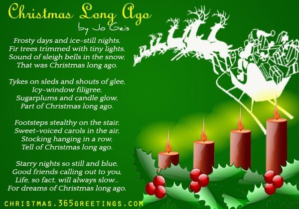Bilderesultat for christmas poems