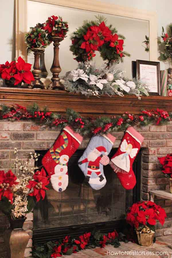 Christmas Garland Ideas Christmas Celebration All