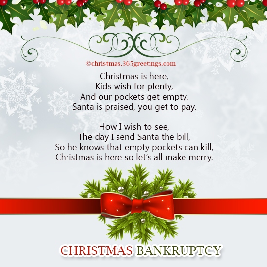 Funny Christmas Poems Christmas Celebration All About