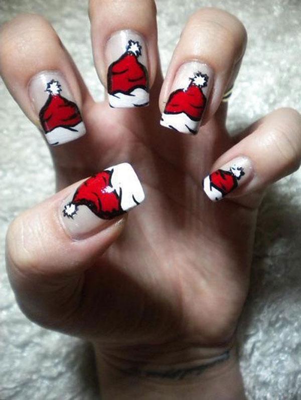 Christmas Nail Art Designs3
