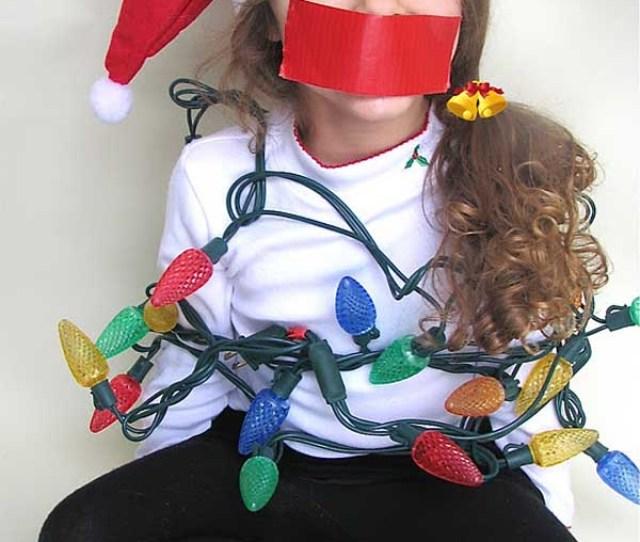 Kids Christmas Costume Ideas