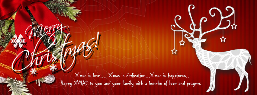 Top Christmas Facebook Covers For Timeline Christmas