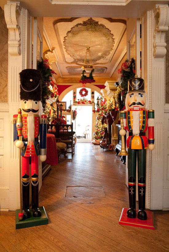 Top 40 Victorian Christmas Decorations To Get You Started Christmas Celebration All About