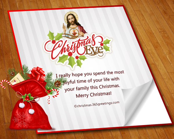 Christian Christmas Cards With Messages And Wishes