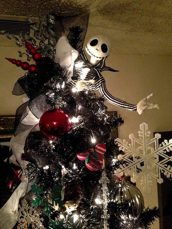 40 Creepy Nightmare Before Christmas Decorations