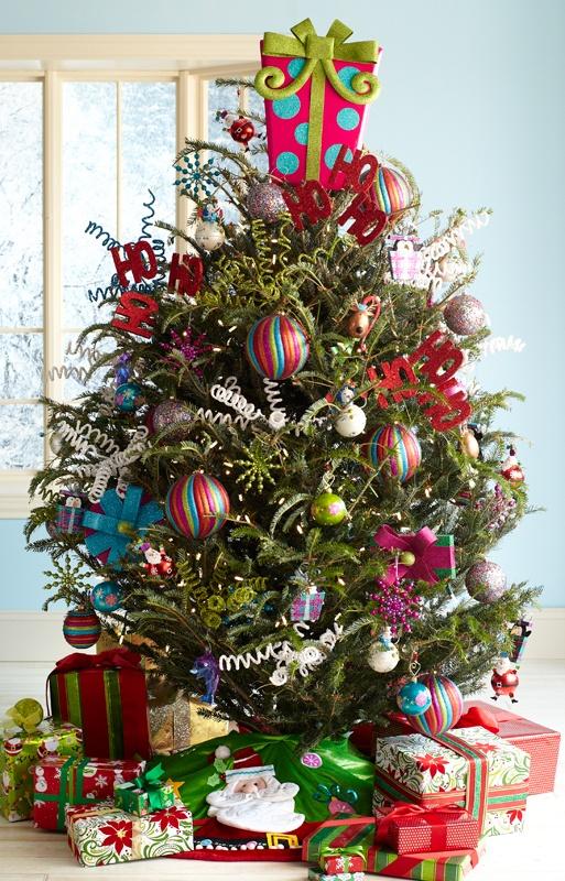 Top 40 Colorful Christmas Decoration Christmas