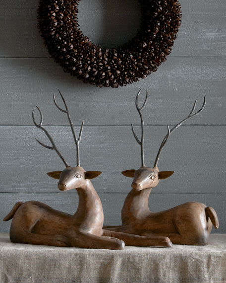Top 30 Cute Deer Decoration Ideas For Christmas