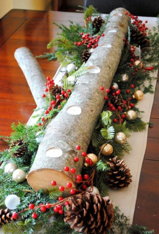 25 Best Christmas Wedding Centerpieces Ideas On Pinterest With Regard To Table Decorations