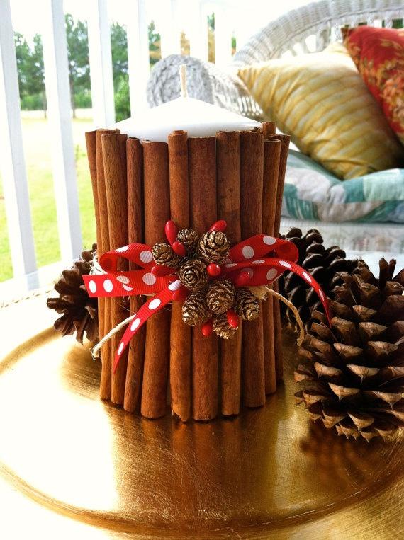 Most Beautiful Cinnamon Christmas Decoration Ideas Christmas Celebration All About Christmas