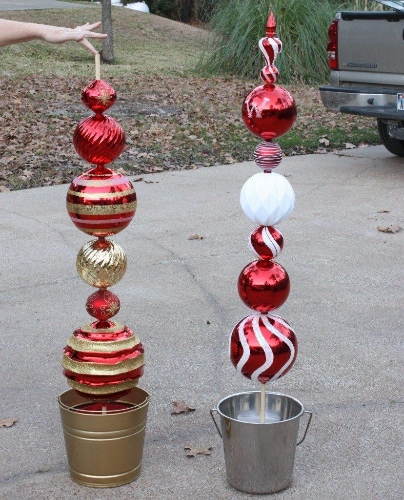 Christmas Lawn Decorations Ideas - Christmas Celebration ... on Lawn Decorating Ideas  id=64161
