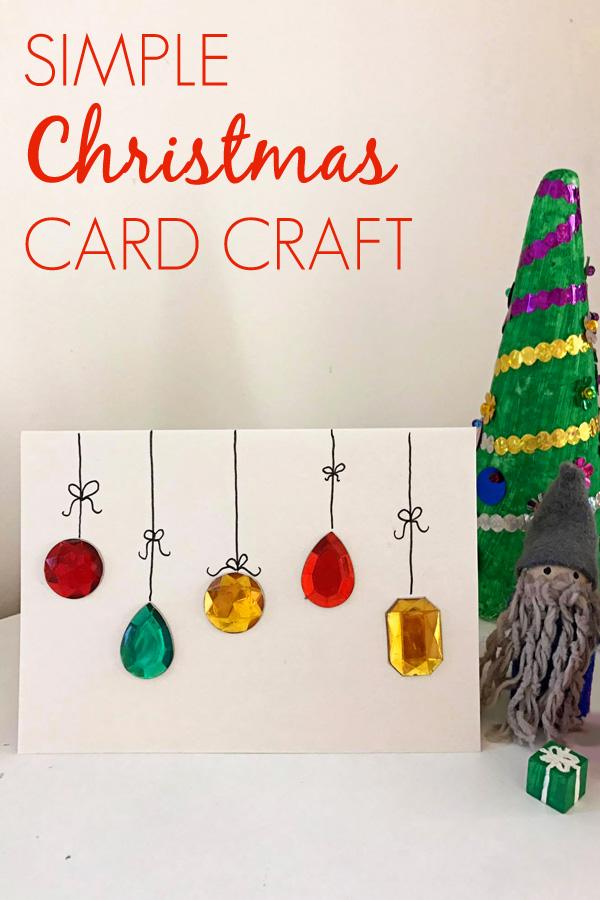 DIY Christmas Card Ideas Handmade Christmas Cards