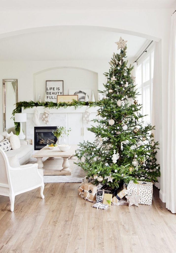 christmas decor trends of 2018 celebration all about