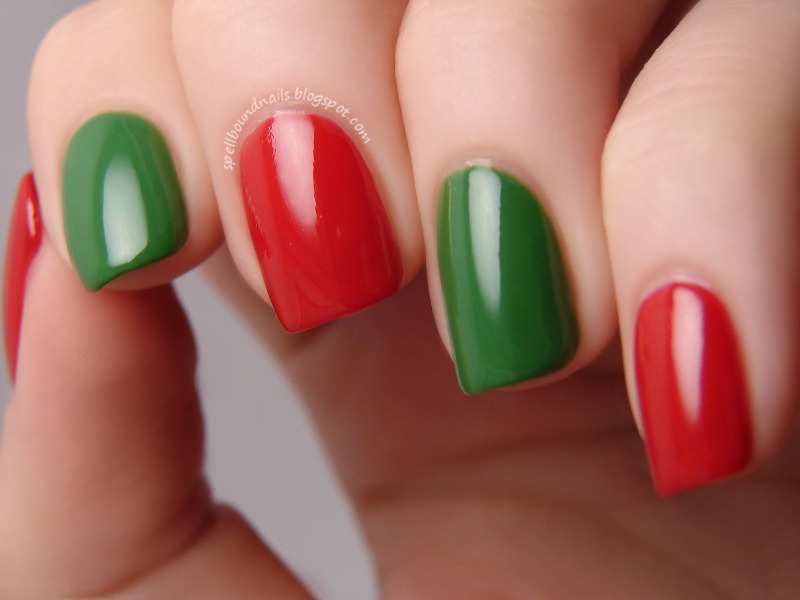 Easy Christmas Nail Designs To Do At Home Best Nails 2018
