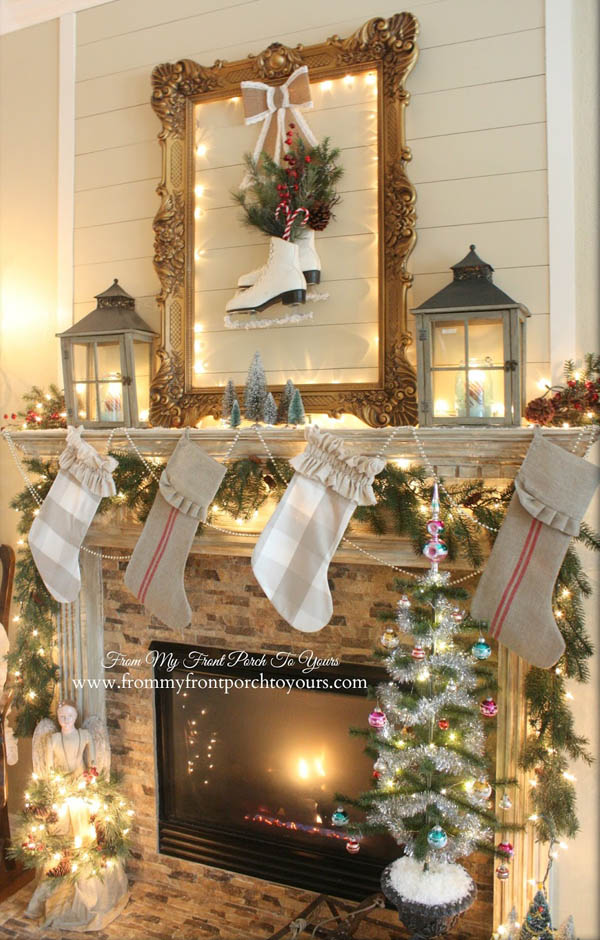 37 Whimsical Christmas Light Decorating Ideas All About