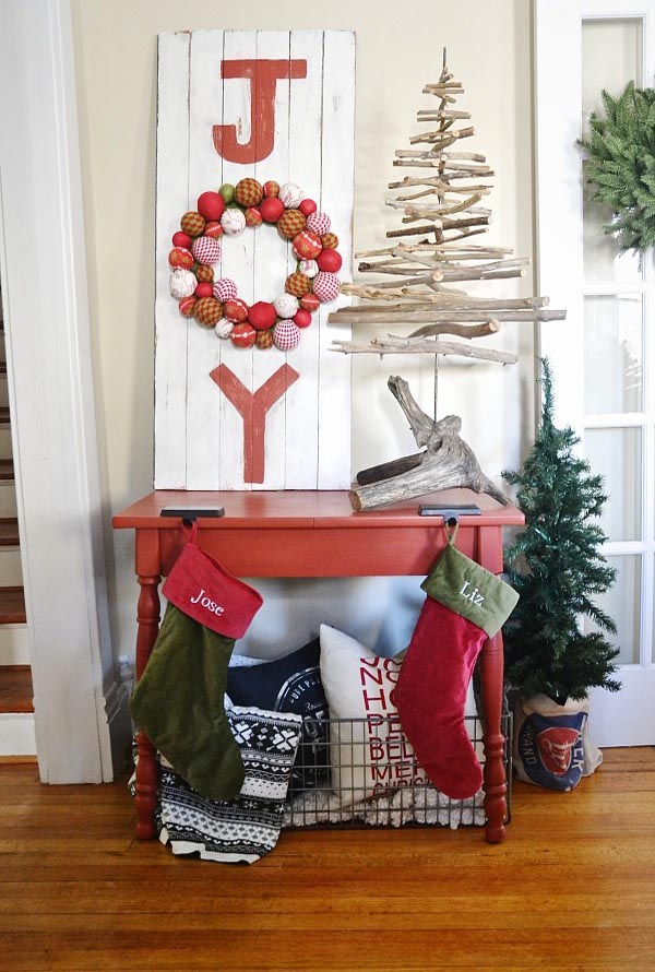 Country Christmas Decorating Ideas 15 All About Christmas