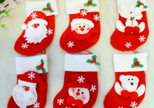Stocking Collection Easy To Make No Sew How Decorate A Christmas