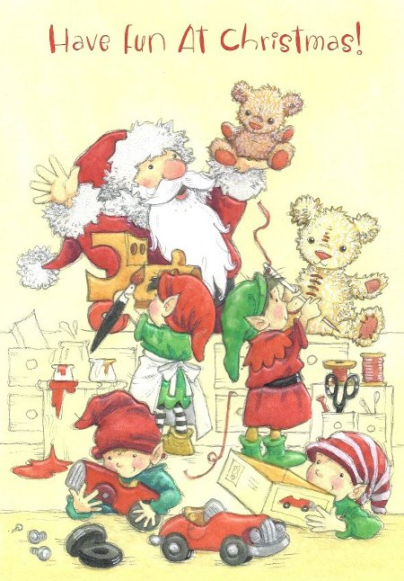 Christmas Wishes Cards For Childrens Christmas Greetings39