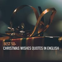 Best 50+ Christmas wishes quotes in English