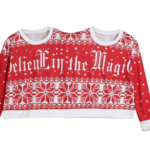 Joint Christmas Jumpers