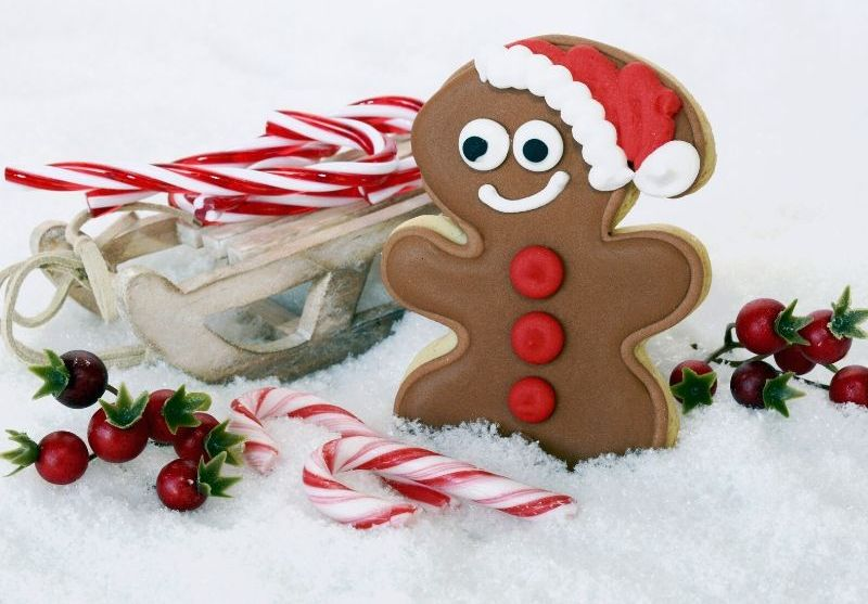 Fabulous Festive Christmas Gingerbread Recipe