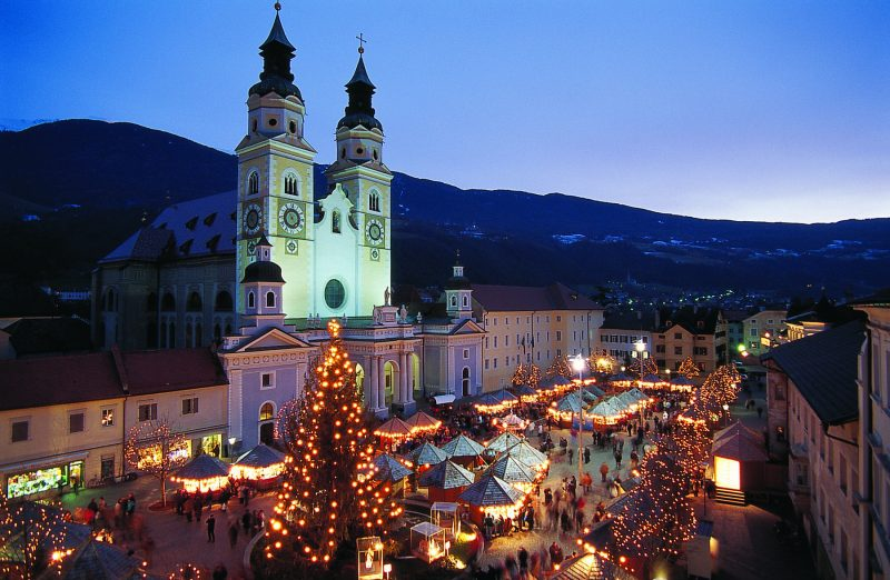 Christmas Markets in Alpine Italy