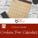 Combine Your Calendars