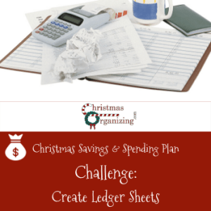 Create Ledger Sheets