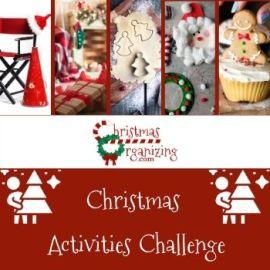 Christmas Activities Challenge