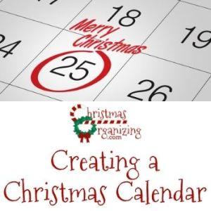 Christmas Calendar