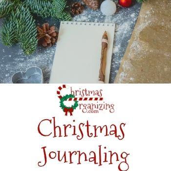 Christmas Journaling