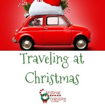 Traveling at Christmas