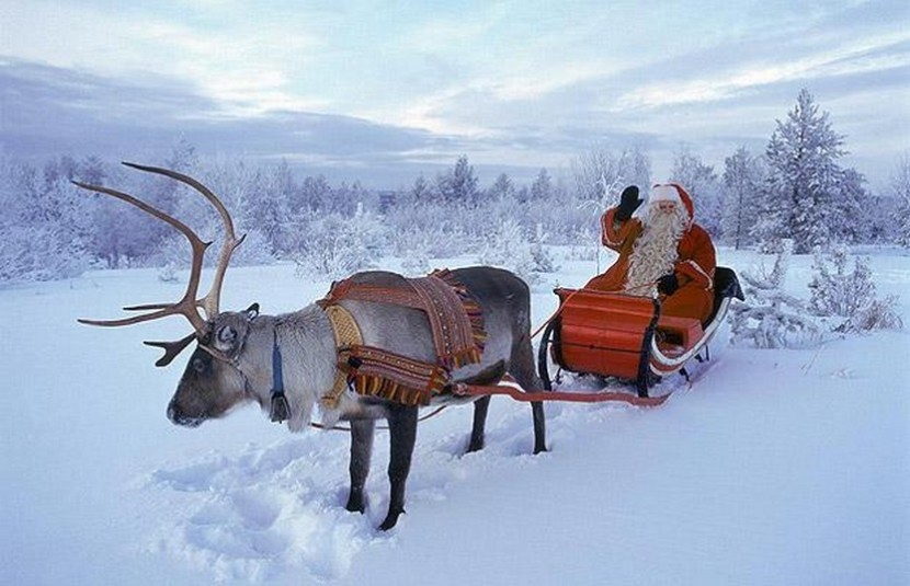 Christmas in Finland – Santa Claus village