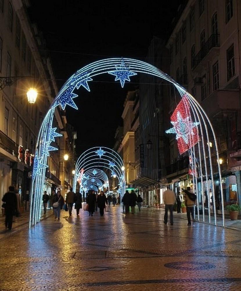 Christmas Lisbon 2005
