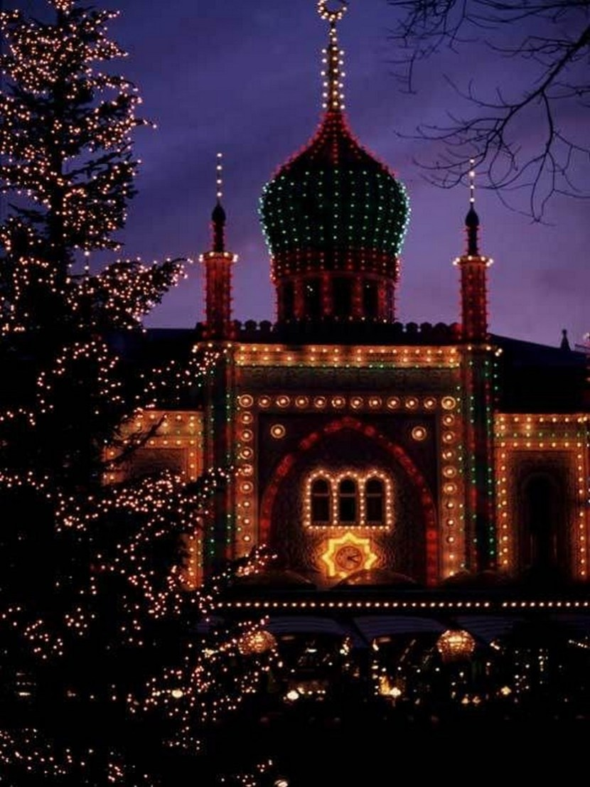 Simple Outdoor Christmas Lights Ideas