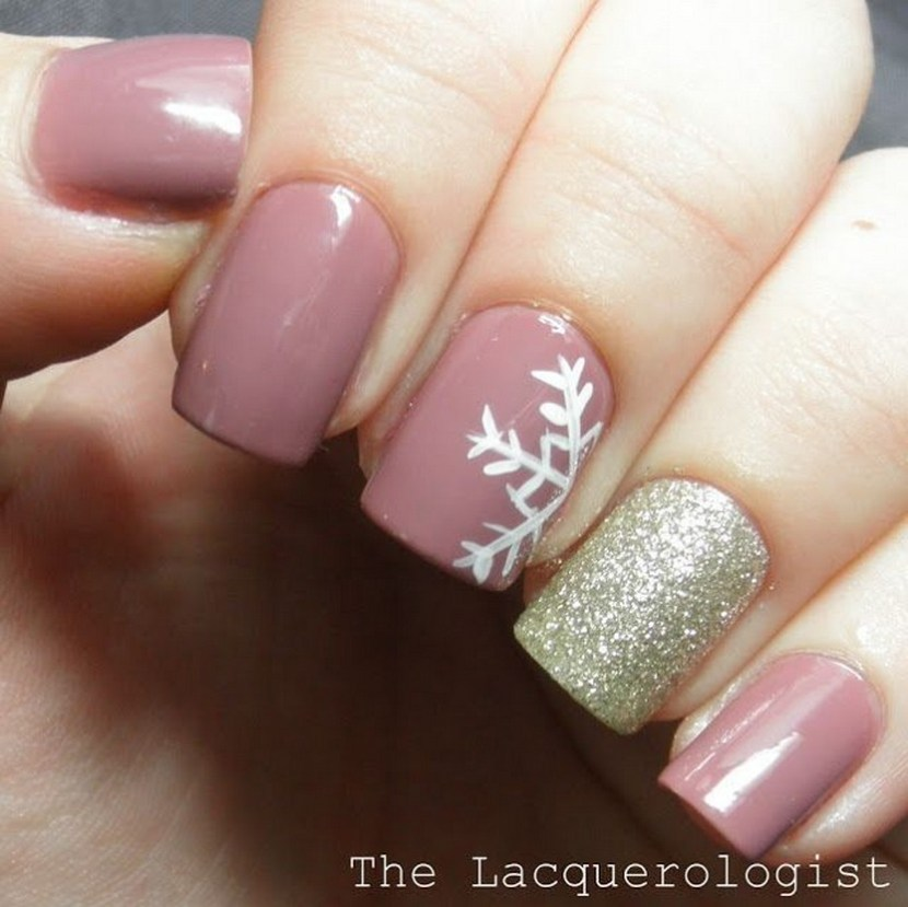 The Perfect January Manicure by The Lacquerologist