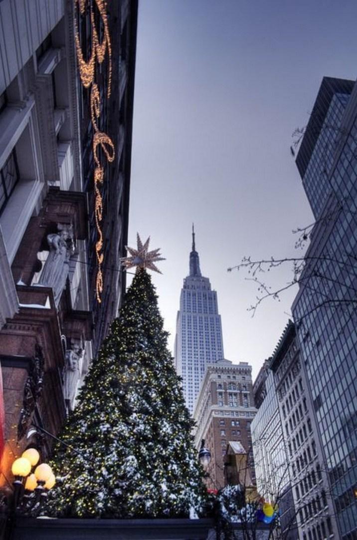 33 Beautiful Photos Of Christmas In New York City Usa