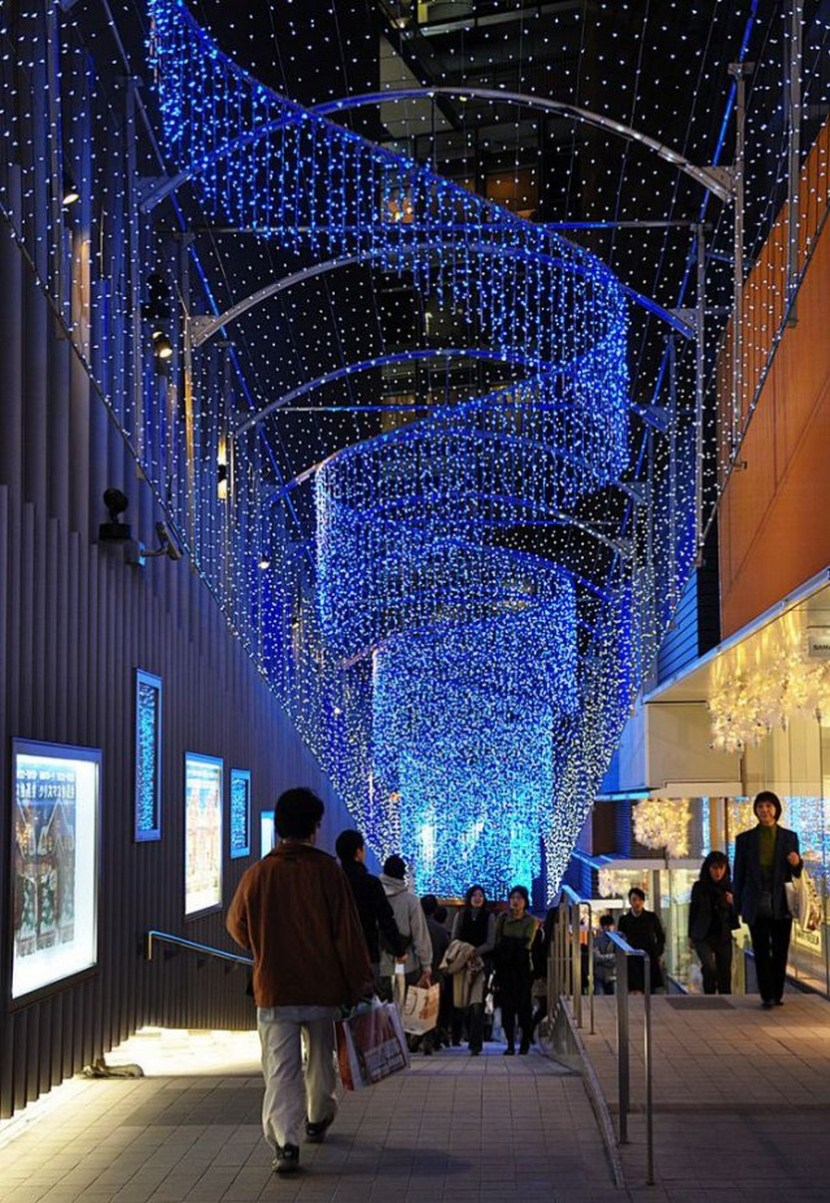 Christmas Lighting Tokyo