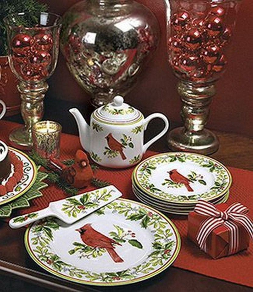 Waechtersbach Dinnerware Christmas Tree Collection