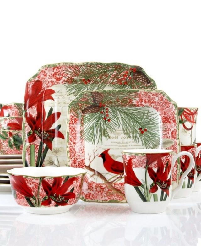 Waechtersbach Dinnerware Christmas Tree Collection