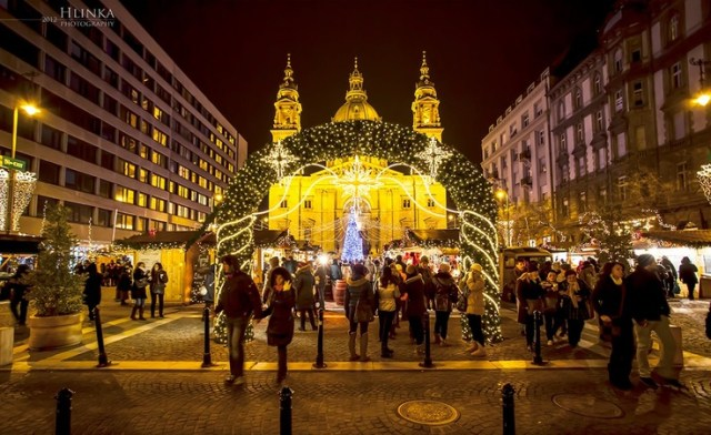 Advent at St. Stephen's Basilica, Budapest