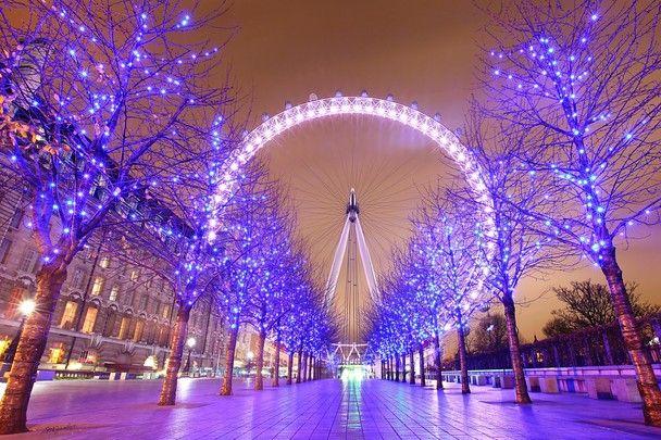 London Christmas Eye