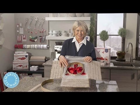 Martha Stewart Video Tutorial – How to Wrap and Ship Gifts Faster