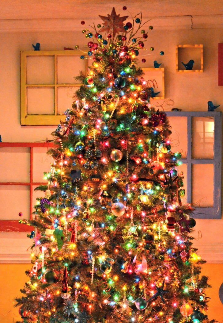 14 Christmas Tree Decoration Ideas €� Photos