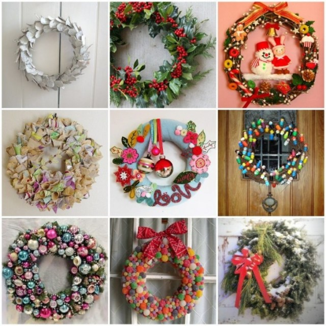 how to create homemade christmas decorations