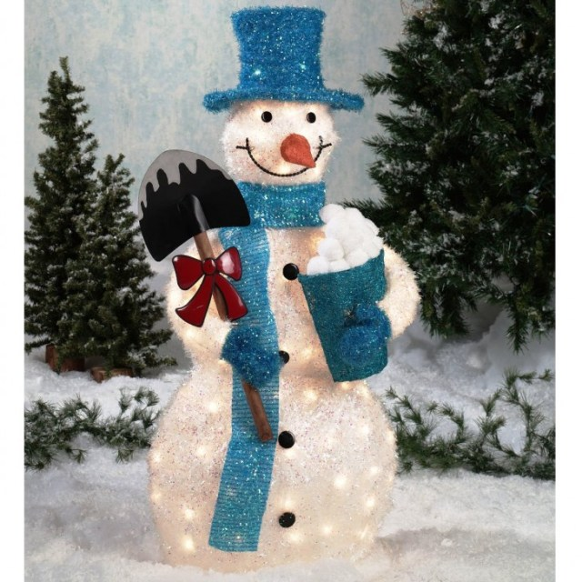 Diy Outdoor Christmas Decorations Simple Decorating