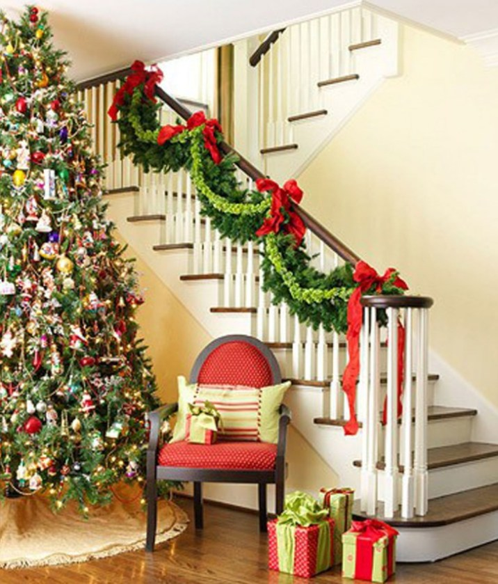 16 Perfect Kitchen Designs For Classy Homes: 16 Perfect Design Easy Christmas Decorations